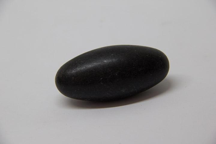 Pedra Shiva Lingam Preta