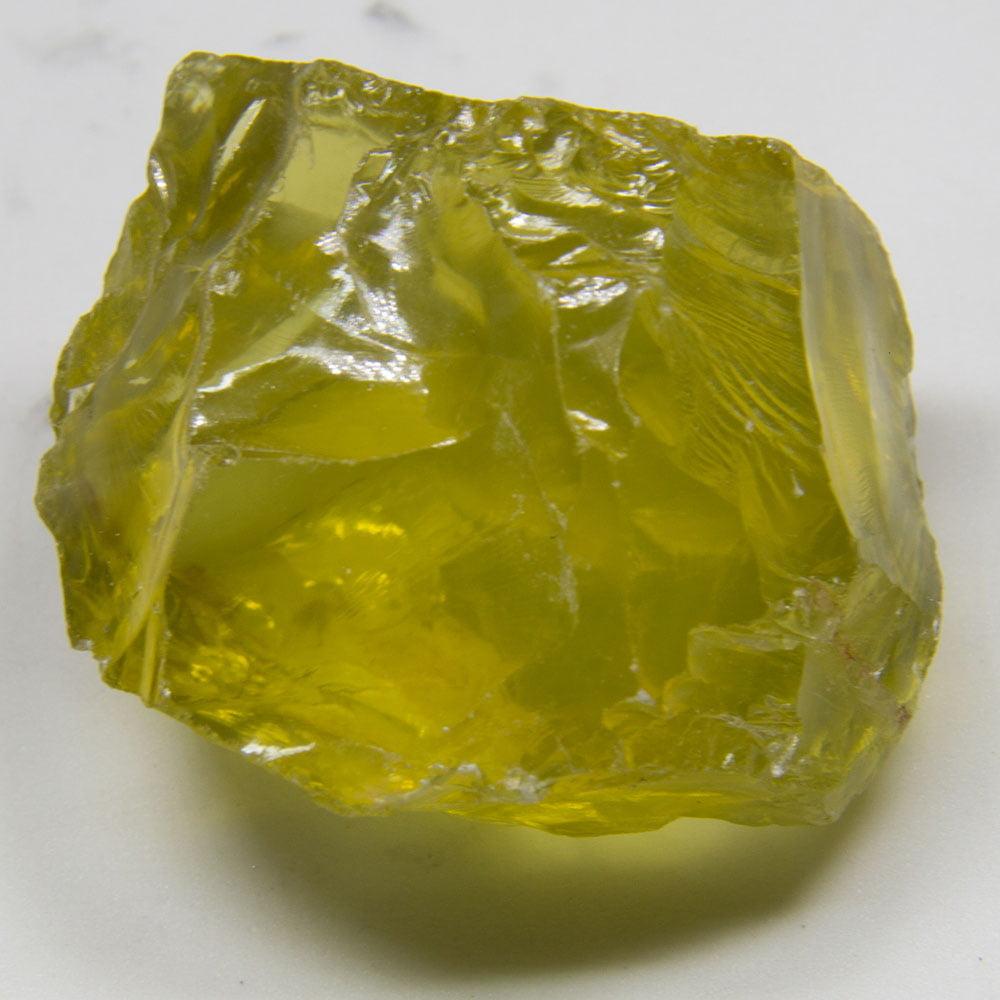 Pedra Green Gold Bruta 3,5 a 4,5cm