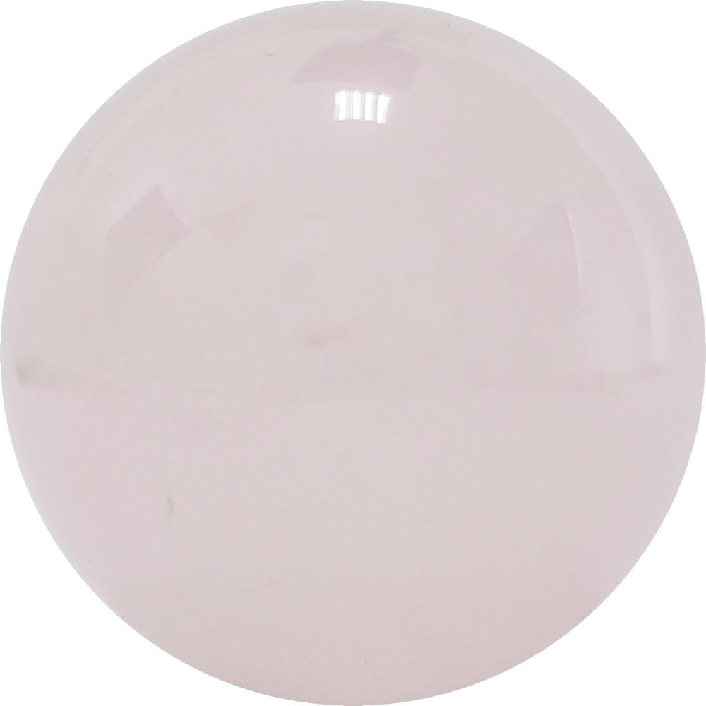 Esfera Quartzo Rosa 302g