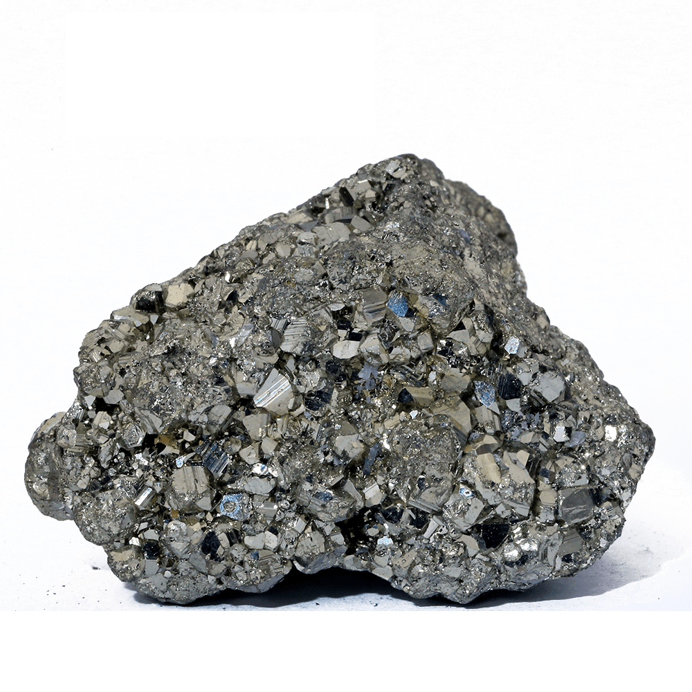 Pedra Pirita Bruta 169g