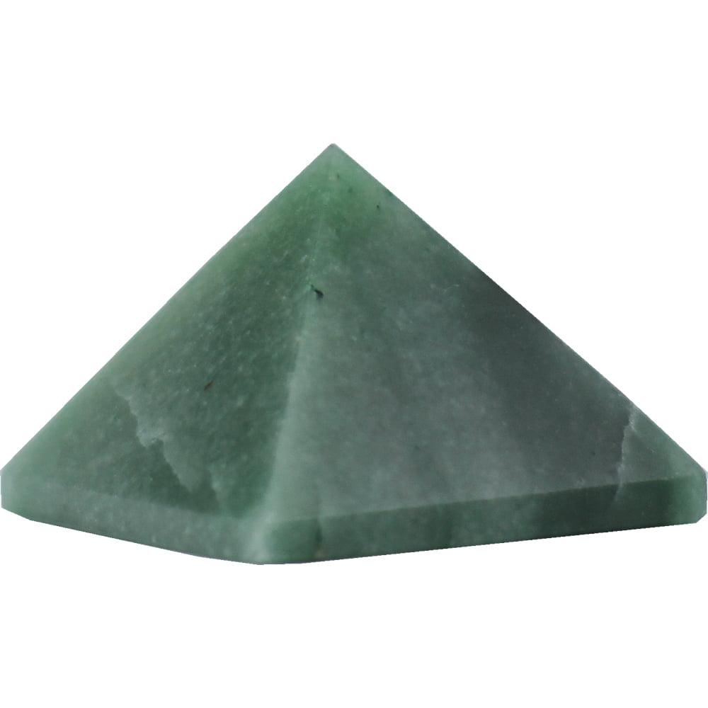 Pirâmide Quartzo Verde 124g