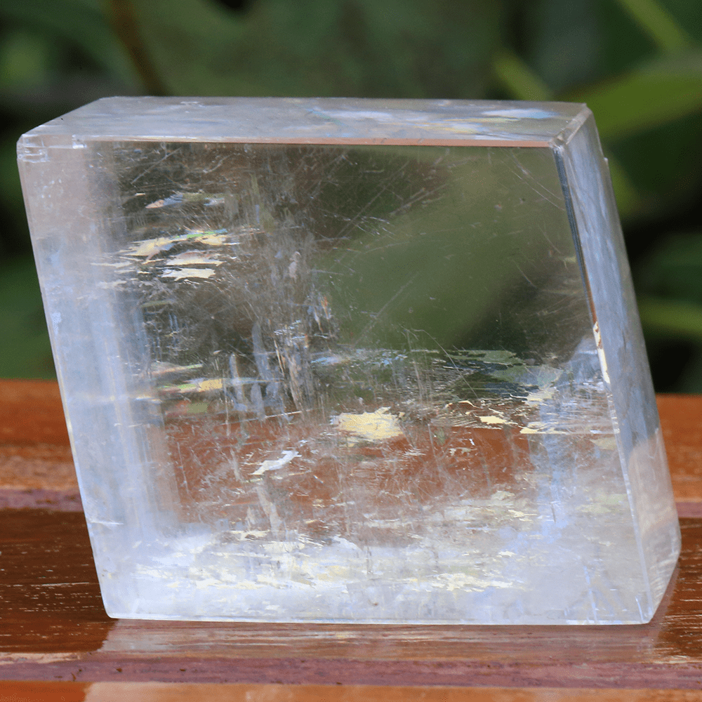 Calcíta Ótica Transparente 174g
