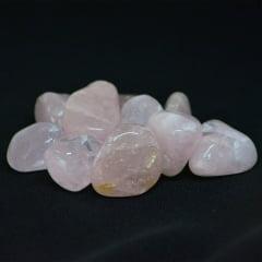 Pacote de Pedra Quartzo Rosa 10 UN