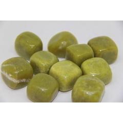 Pedra Jade Rolada - Helena Cristais