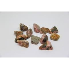 Pedra Jaspe Olho de Ferro Rolada - Helena Cristais