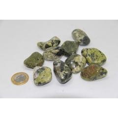 Pacote de Pedra Jade Nefrita 1Kg