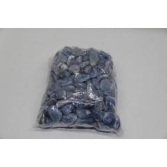 Pacote de Quartzo Azul 1kg