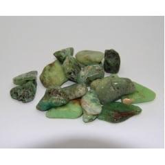 Pedra Crisoprásio Rolada