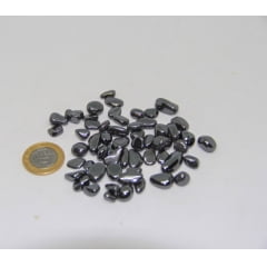 Pacote de Pedra Hematita Rolada 1Kg