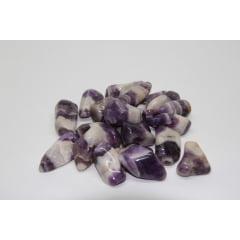 Pedra Cacoxenita Rolada - Helena Cristais