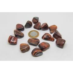 Pedra Olho de Boi Rolada 2,5 a 3 cm