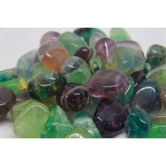 Pedra Fluorita Rolada - Helena Cristais