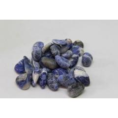 Pedra Sodalita Rolada - Helena Cristais