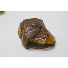 Pedra Olho de Tigre Bruta 6x8cm