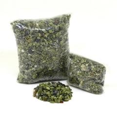 Pacote de Pedra Jade Nefrita Cascalho 500 g
