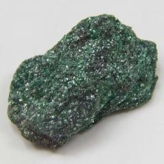 Pedra Fuchsita Verde Bruta 3×3,5cm