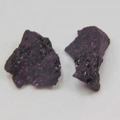 Pedra Sugilita Bruta 1x2cm