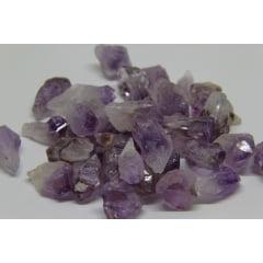 Pedra Ametista Bruta de 1 a 3 cm - Helena Cristais