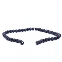 Fio de Esfera Pedra Estrela Azul P