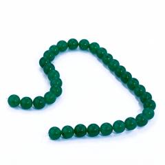 Fio de Esfera Quartzo Verde
