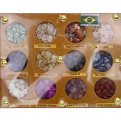 Caixa Coleção de Pedras Pequena