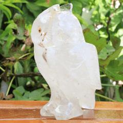Coruja de Cristal 1,873 kg