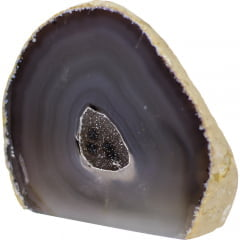 Geodo de Ágata 391g