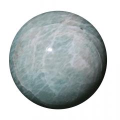 Pedra Amazonita em Esfera 255g