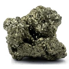 Pedra Pirita Bruta 179g