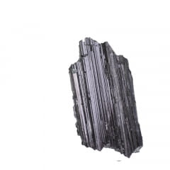 Pedra Turmalina Negra Bruta 602g