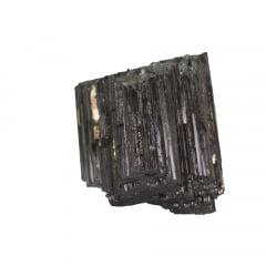 Pedra Turmalina Negra Bruta 772g