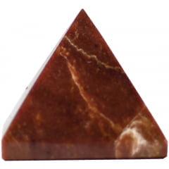 Pirâmide Jaspe Sanguíneo 112g