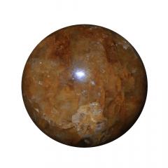 Quartzo Hematoide em Esfera 360g