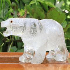 Urso de Cristal 1,031 kg