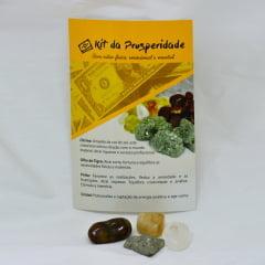 Kit 4 Pedras para Prosperidade