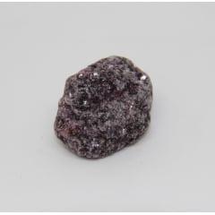 Pedra Mica Lepdolita Bruta 4,5 a 5 cm