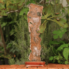 Pedra Agata em Chapa 598g