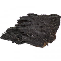 Pedra Vassoura de Bruxa (Cianita Preta) 88g