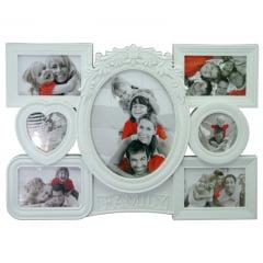Porta Retrato Family Branco
