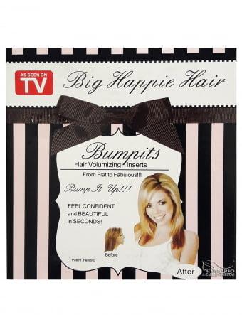 BUMPITS BIG HAPPIE HAIR