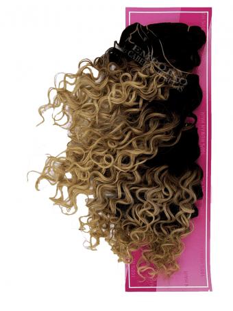 CABELO ORGÂNICO PLATINUM GENIUS COR: OMBRE HAIR (T2/613)
