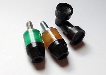 Matriz Botão de Pressão de Plástico (ritas) nº12