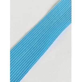 Viés Industrial (Boneon) 25mm Macio Azul Claro