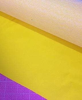 Nylon Resinado (Bagun) Amarelo Canário