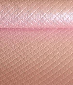 PVC Dijon Metalizado Rosa