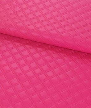PVC Matelassado Duplo Chanel Pink