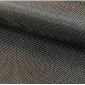 Nylon Dublado (Acoplado) Geométrico Cinza