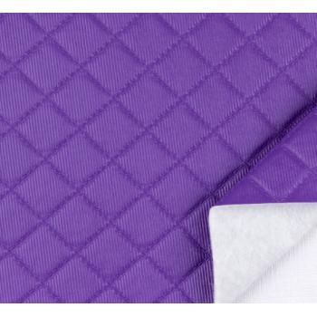PVC Matelassado Dijon Violet
