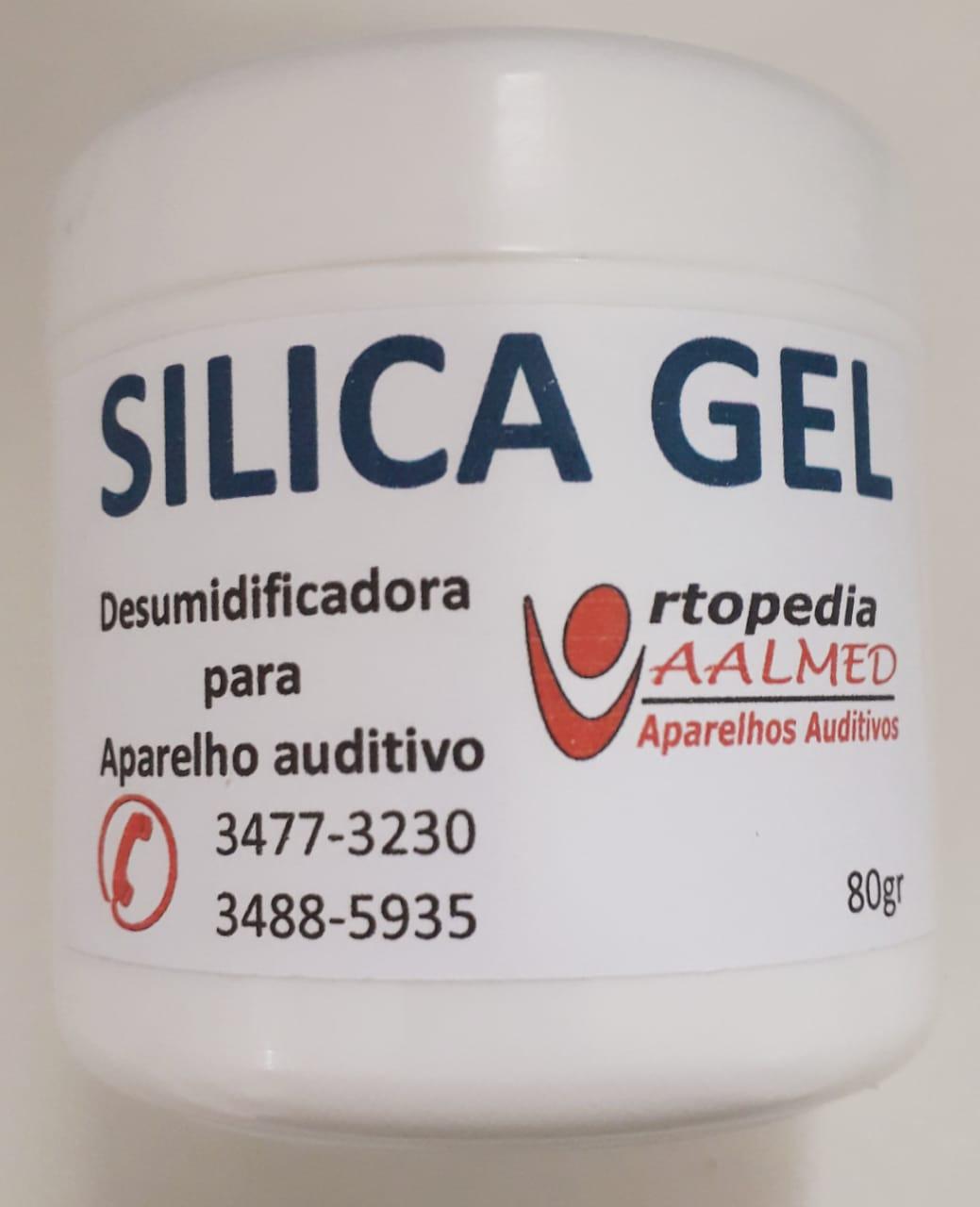 SILICA GEL DESUMIDIFICADORA PARA APARELHO AUDITIVO