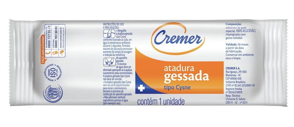 ATADURA GESSADA CREMER 10CM